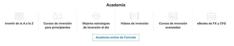 academia-fortrade