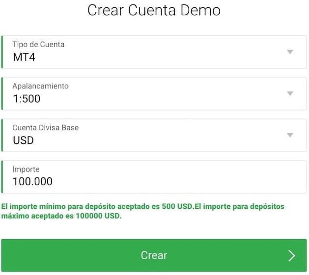 crear-cuenta-demo-fxpro