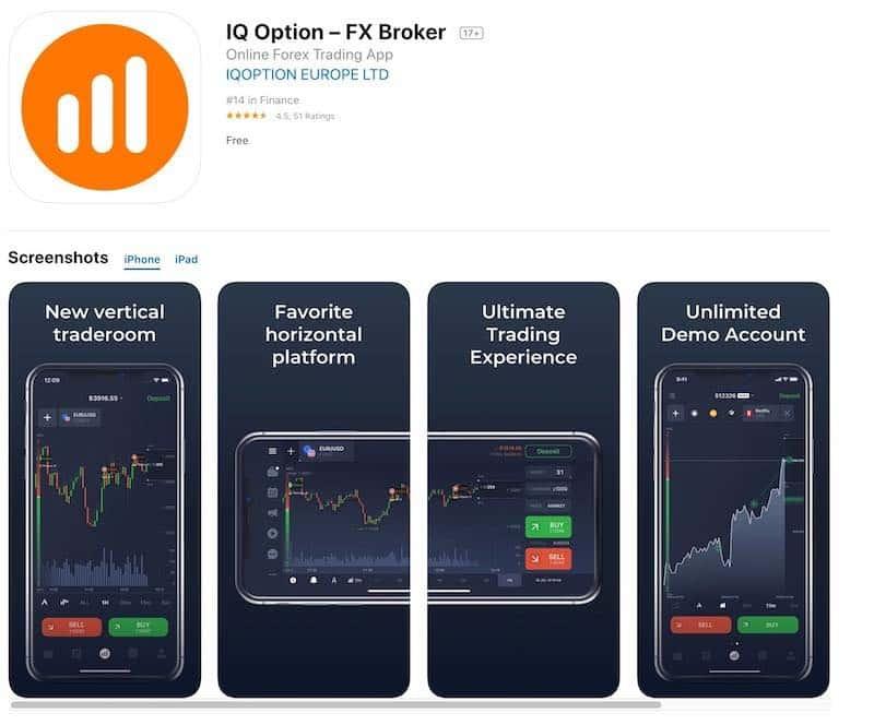 iqoption-app-store-descargar-iphone