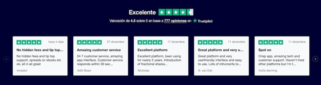 opiniones-trading212-trustpilot-reales
